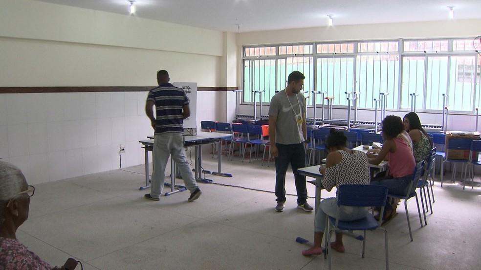 TRE estabeleceu novas medidas para as as eleições na Bahia — Foto: Reprodução/ TV Bahia
