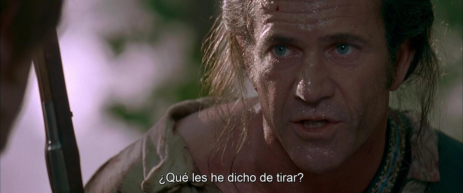 El Patriota(2000) [Theatrical/Open Matte-Extended] x265 1080
