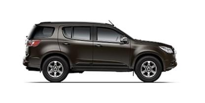All Car Chevrolet  - Accesorios Trailblazer