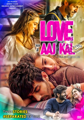 Love Aaj Kal (2020) Hindi Movie 720p HDRip 800MB Download