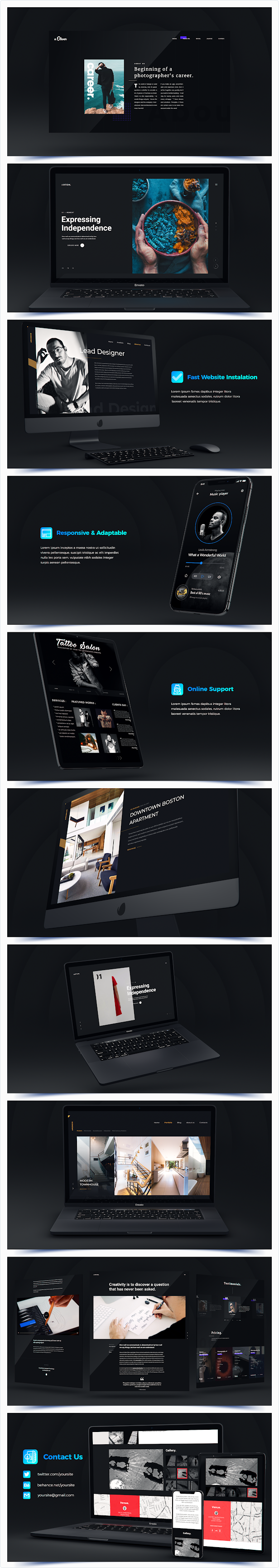 Website Presentation II - 5
