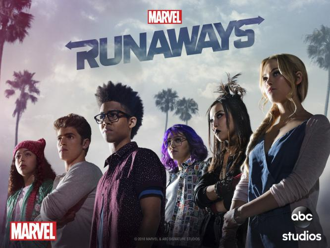 Marvel's Runaways (Saison 1 complète)   XVID - FR