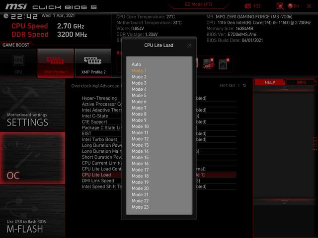 BIOS-Adv-CPU-Lite-Load