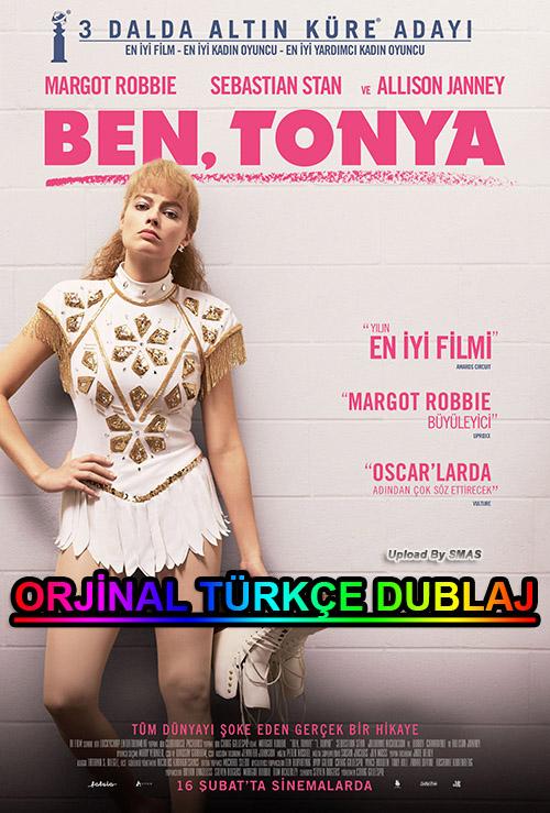 Ben, Tonya | I, Tonya | 2018 | m1080p | BluRay | 1.85 GB | Dual | TR-EN | Tek Link