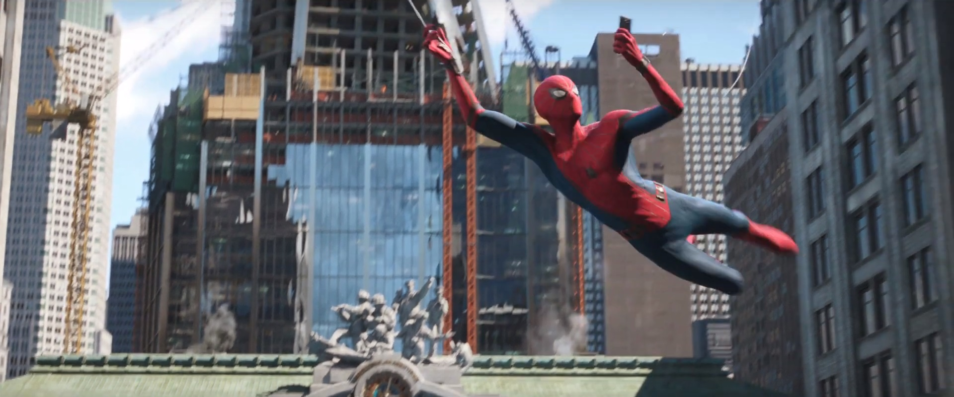 Baxter Building/Fantastic Four - Spider-Man Far From Home