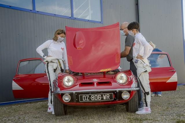 La DREAM #TeamOpel Tour Auto 2020 se prépare sur les routes du Rallye Vosges Grand Est ! Dream-Team-Opel-512376