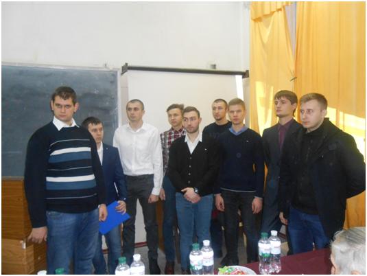 20 грудня 2018 року на кафедрі електромеханіки та мехатроніки працювала екзаменаційна комісія із захисту кваліфікаційних робот