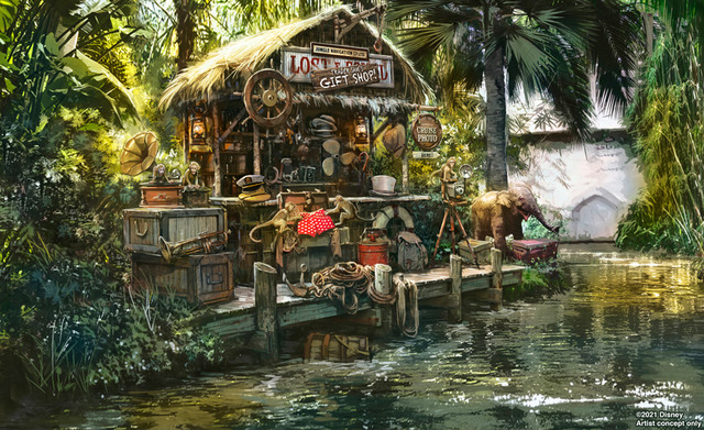 Jungle Cruise - Nouvelle version [Disneyland Park & Magic Kingdom - 2021] - Page 2 120