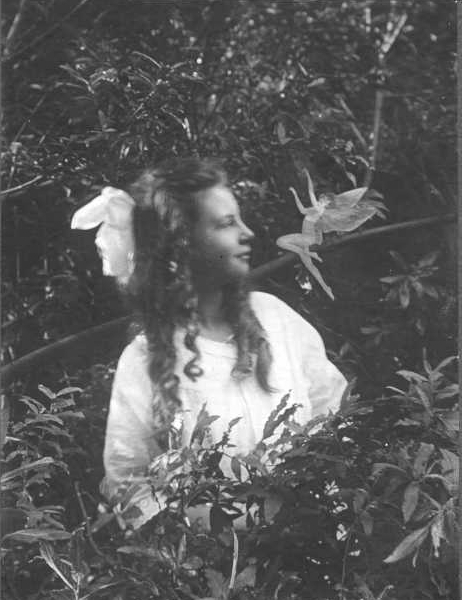 Another of the Cottingley Fairies