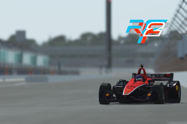 VRC Indycar 2021 - Round 6 - Indianapolis GP