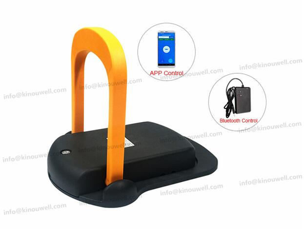 Parking Lock Manufacturer Introduces Smart Parking Lock That Can Be Operated via Bluetooth