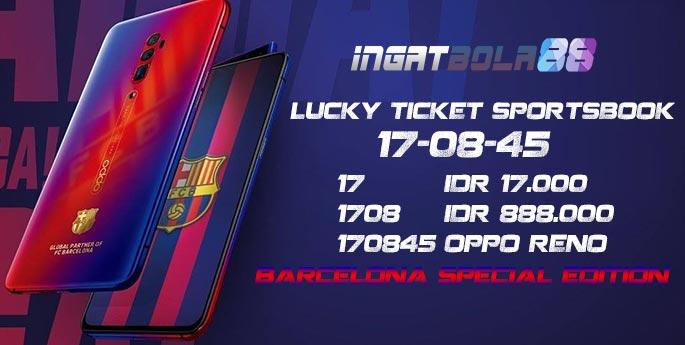 Lucky Tiket 170845