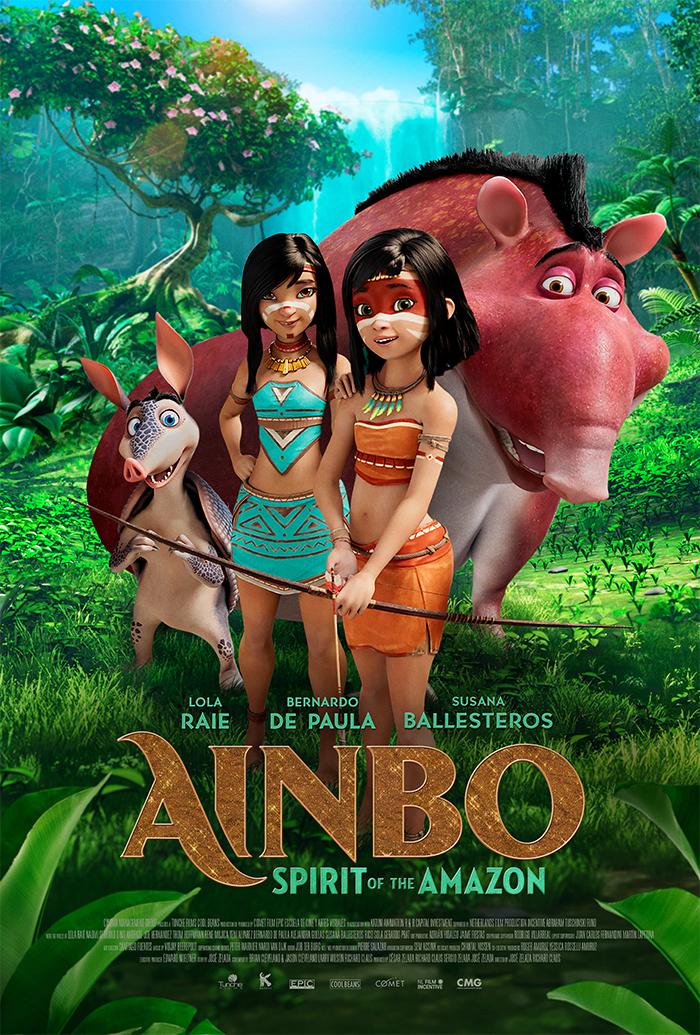 აინბო ამაზონის სული / AINBO: SPIRIT OF THE AMAZON