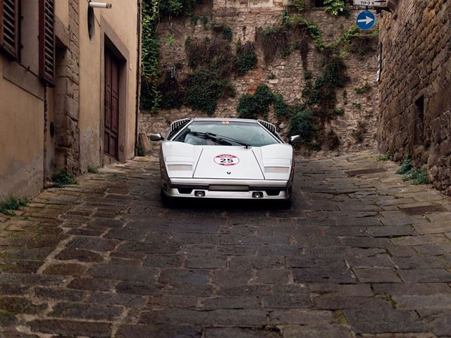 Lamborghini à Modena 100 Ore 2020 570771