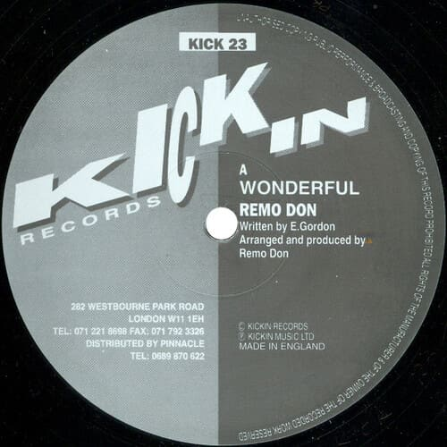 Download Remo Don - Wonderful mp3