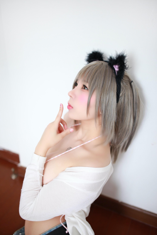 Kano Nozomi 鹿野希 - Cat Girl 52