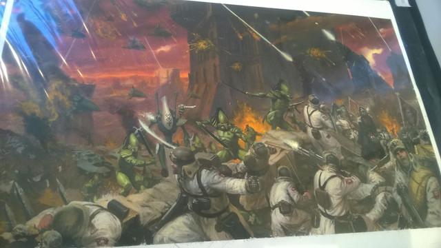 Galerie Daniel Maghen [originaux Warhammer Battle & 40K] 14