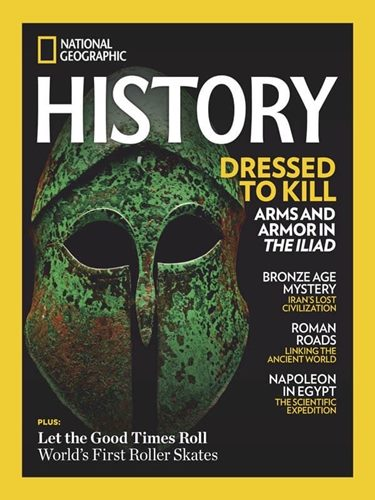 National Geographic History - January/February 2021