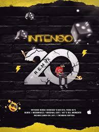 """INTENSO REMIX - VOLUMEN 20"""
