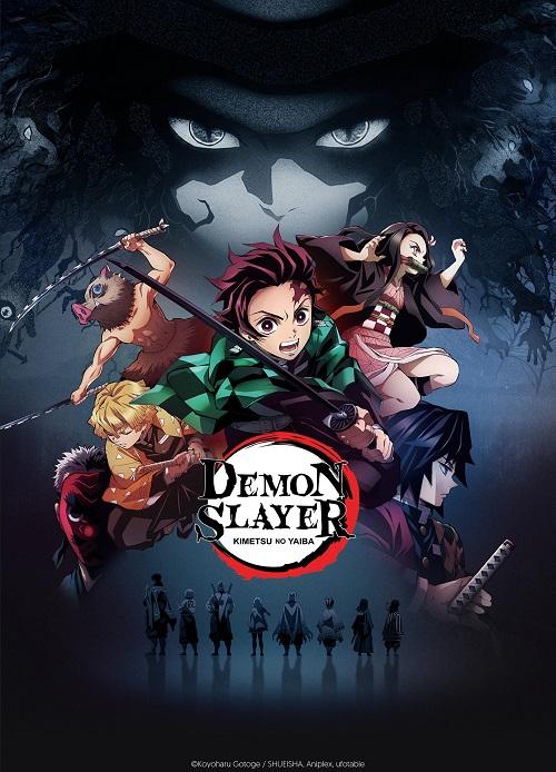 Demon Slayer : Kimetsu no Yaiba streaming