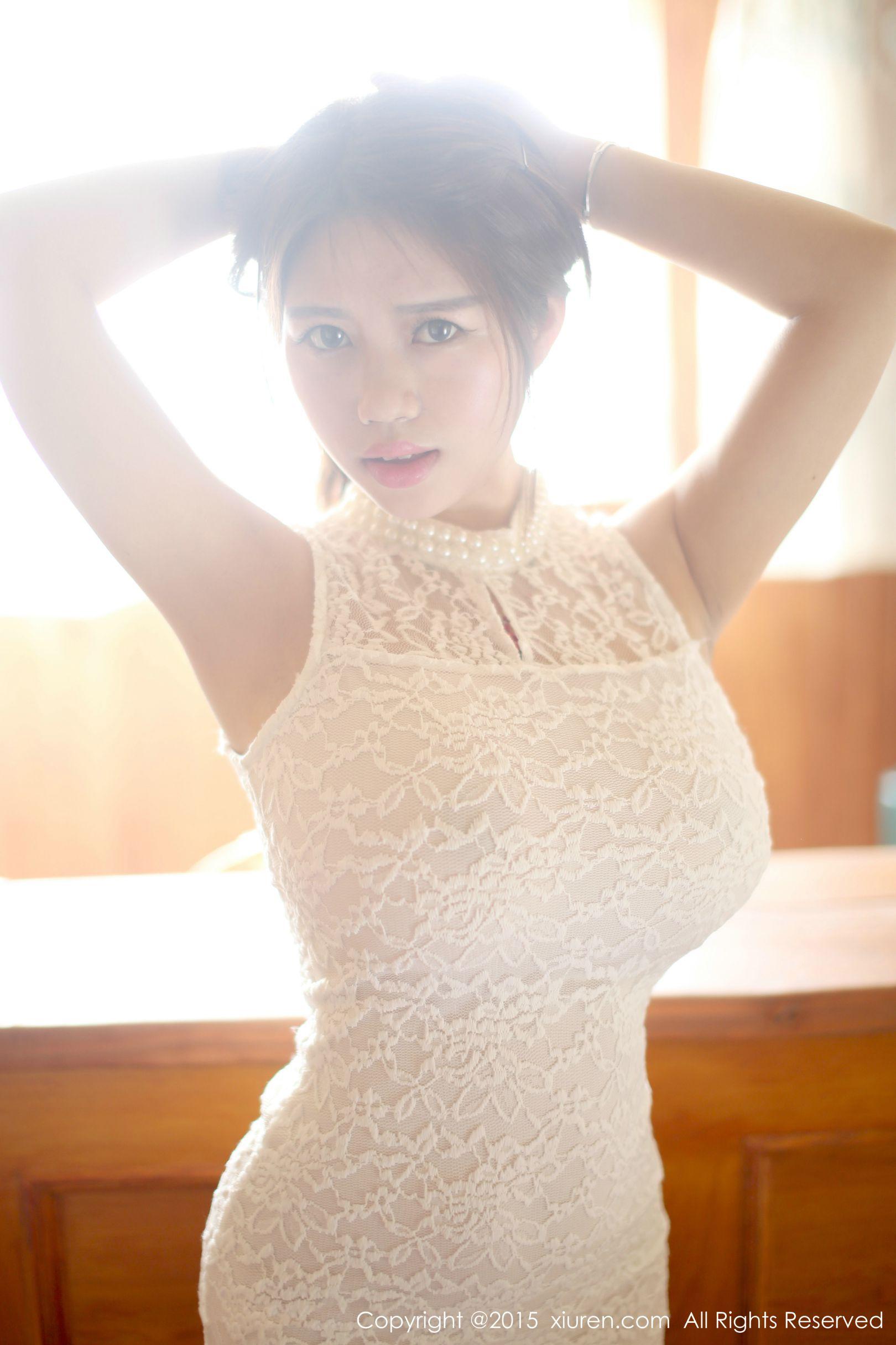 [XiuRen秀人网] No.328 瑞莎Trista - 大尺度巨乳诱惑