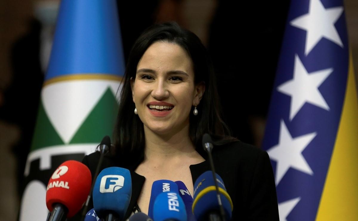 BENJAMINA KARIĆ IZABRANA ZA GRADONAČELNICU SARAJEVA! 'Sa saradnicima ću vrijedno raditi da vratimo zlatno doba Sarajeva'