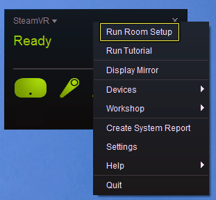 SteamVR - VRP Forum