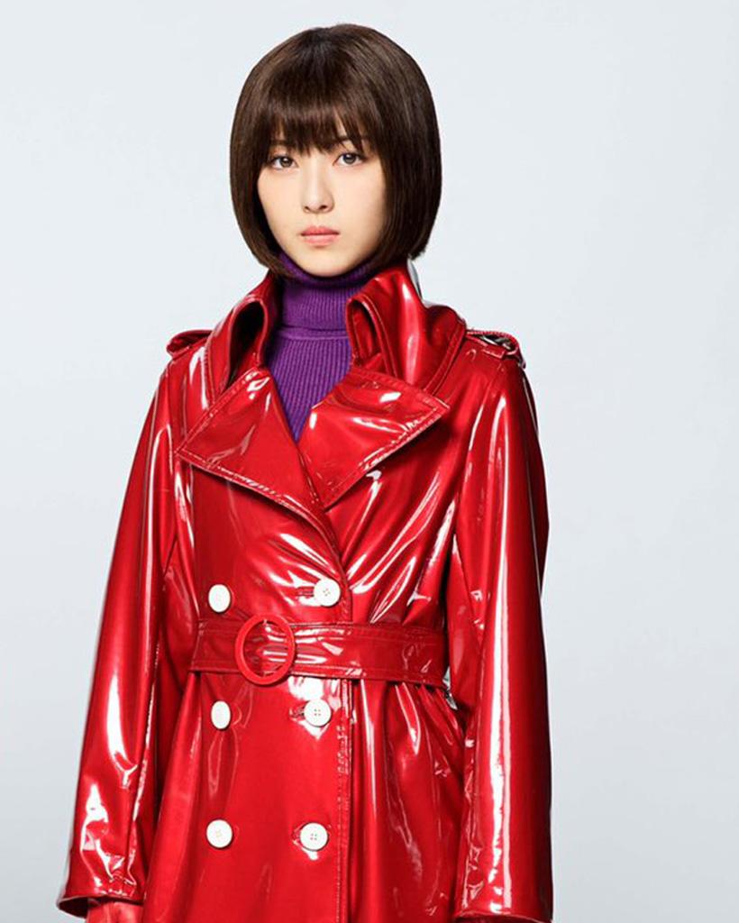 Shin Kamen Rider - Minami Hamabe