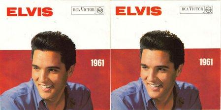 Pre-cover 1961