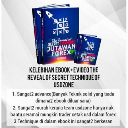 Video Panduan Secret Technique Jutawan Forex USDZONE PAYADFX. Tutorial Lengkap Teknik Belajar Forex Ebook + E-Video