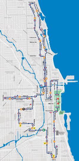 recorrido-maraton-chicago-travelmarathon-es