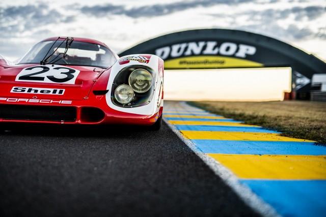 Porsche réuni six prototypes vainqueurs au classement général au Mans S20-4214-fine