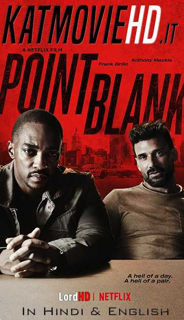 Point Blank (2019) Hindi Web-DL 480p 720p 1080p Dual Audio [हिंदी DD 5.1 + English] NF