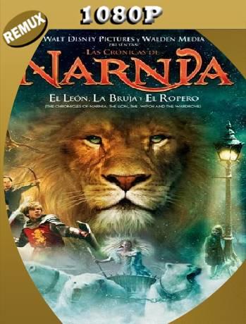 Las crónicas de Narnia El león, la bruja y el ropero (2005) Remux [1080p] [Latino] [GoogleDrive] [RangerRojo]
