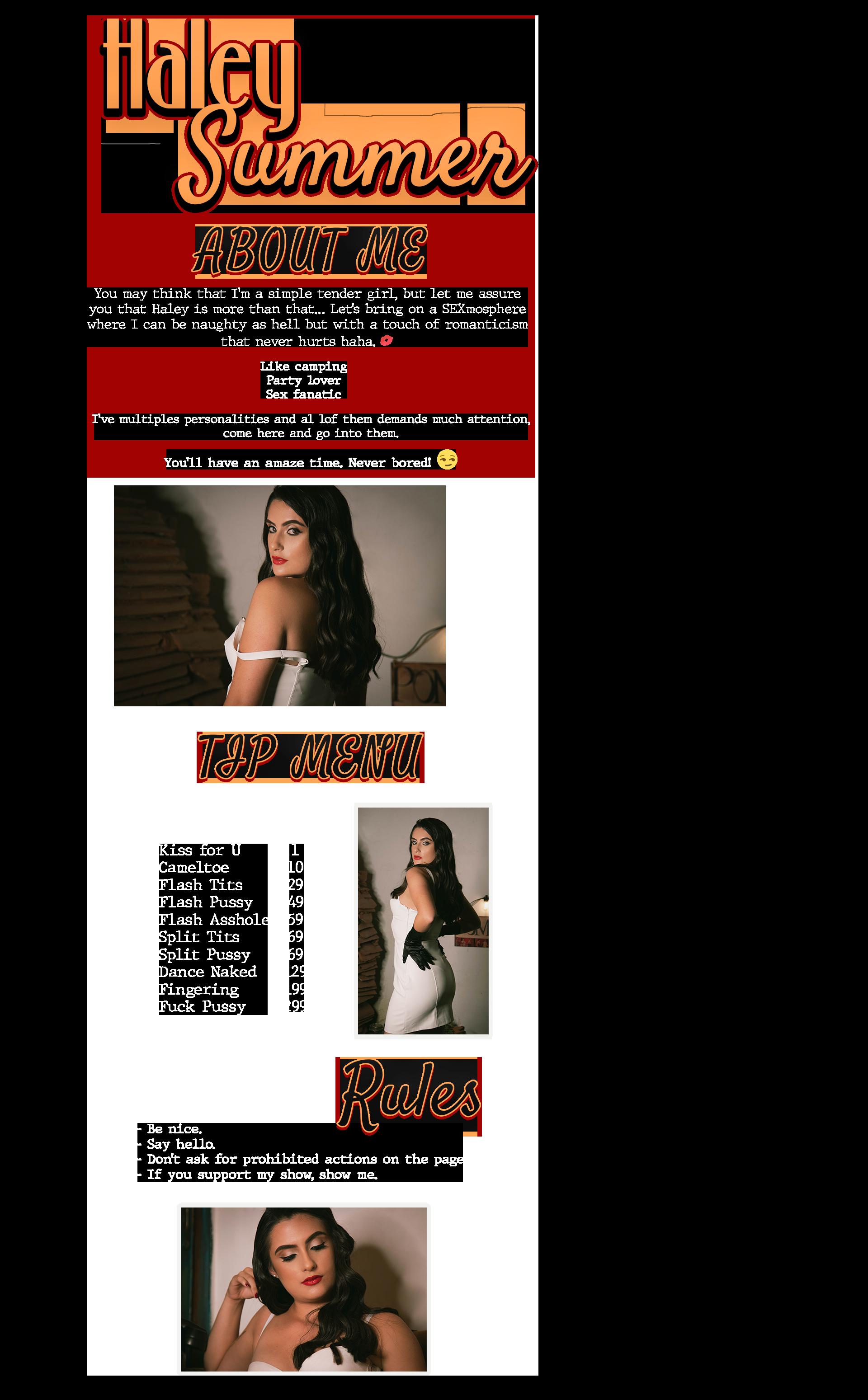 HaleySummer profile custom pic 1