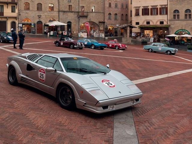 Lamborghini à Modena 100 Ore 2020 570780