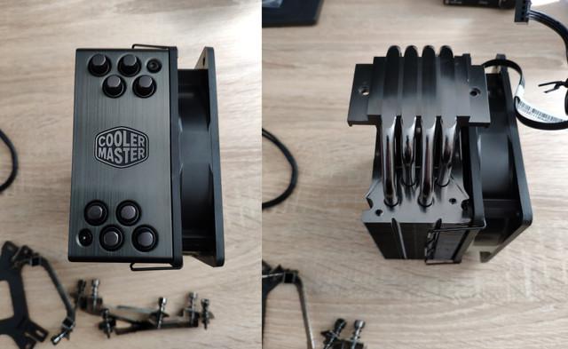 K hler von Oben - Testers Keepers: Cooler Master Hyper 212 Black Edition