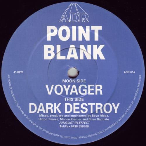 Download Point Blank - Voyager / Dark Destroy mp3