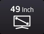 49 بوصة