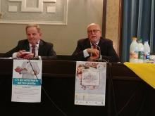 Dott. R. Rosati - IZSLT; Dott. A. Mattia - Coldiretti Lazio