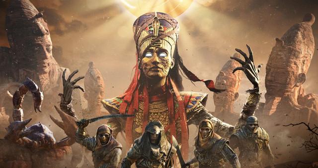 Assassin's Creed Origins Gold Edition v.1.51 + DLC (2017/xatab)