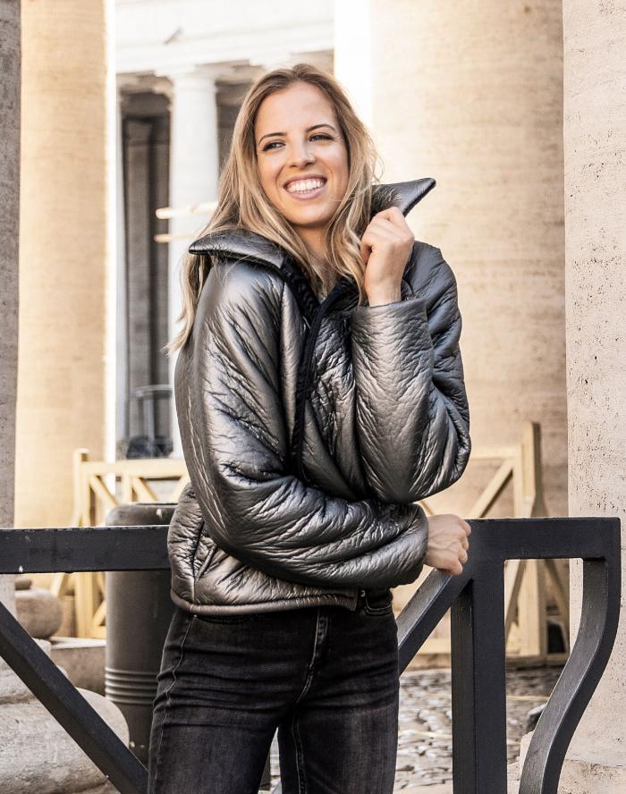 Carolina Kostner lancia la linea Icenonice