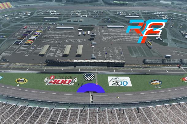 VRC NASCAR 2020 - Test Round - Michigan