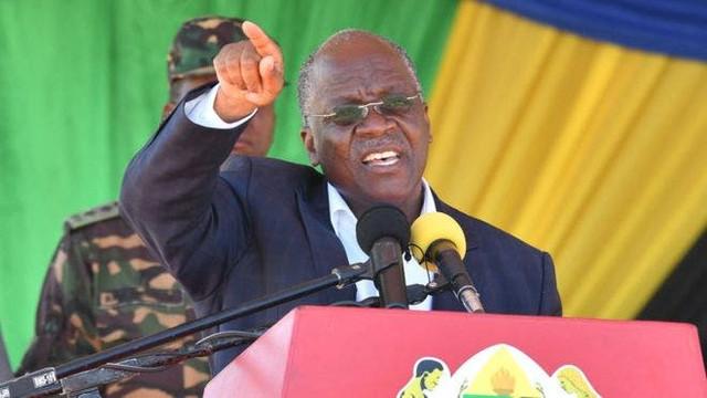 Tanzanian President, John Magufuli is dead