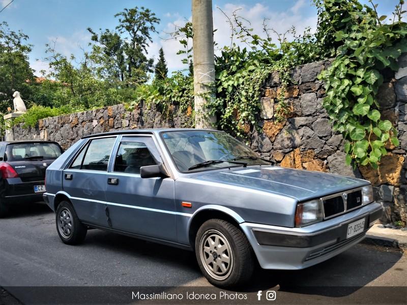 avvistamenti auto storiche - Pagina 33 Lancia-Delta-LX-1-3-75cv-88-CT826945-31-320-25-7-2019-1