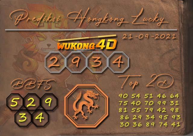 PREDIKSI TOGEL HONGKONG LUCKY7 WUKONG4D 21 SEPTEMBER 2021