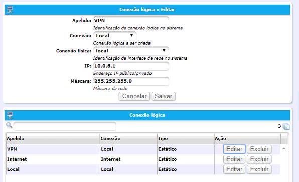 Conex o VPN