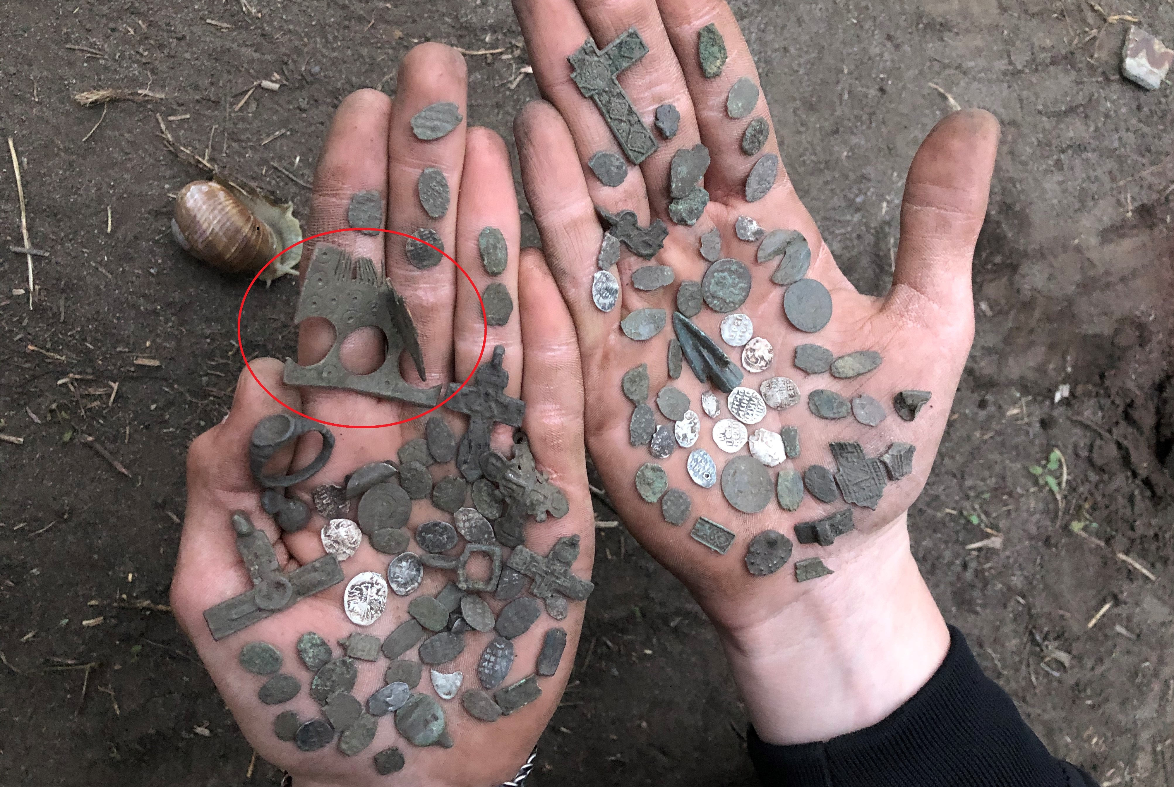 finds of the Middle Ages