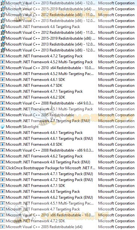 Visual C++ И DotNetFramework