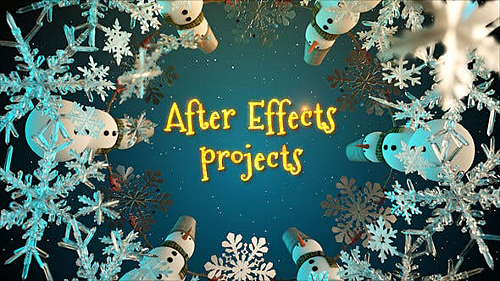 Christmas Show 29429392 - Project for After Effects (Videohive)